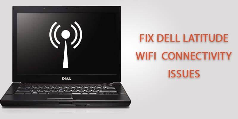 Dell Latitude E6410 wont connect to WiFi